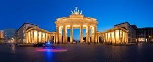 Panorama-Brandenburg-Gate-In-Berlin-Germany-Desktop-Wallpaper