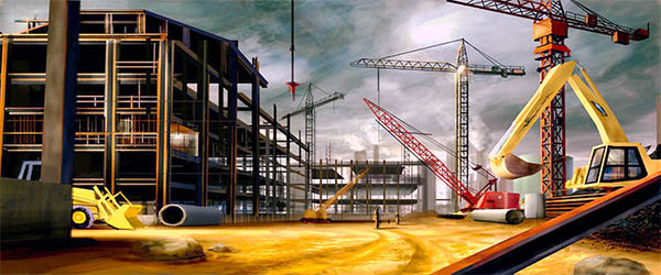 Global Commercial Construction Market Analysis, Growth, Global Trends, Opportunity & Forecast 2019 to 2025