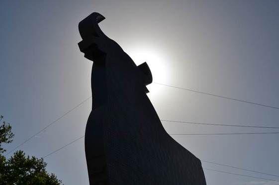 El Toro de Osborne iluminará la feria de el Puerto de Santa María