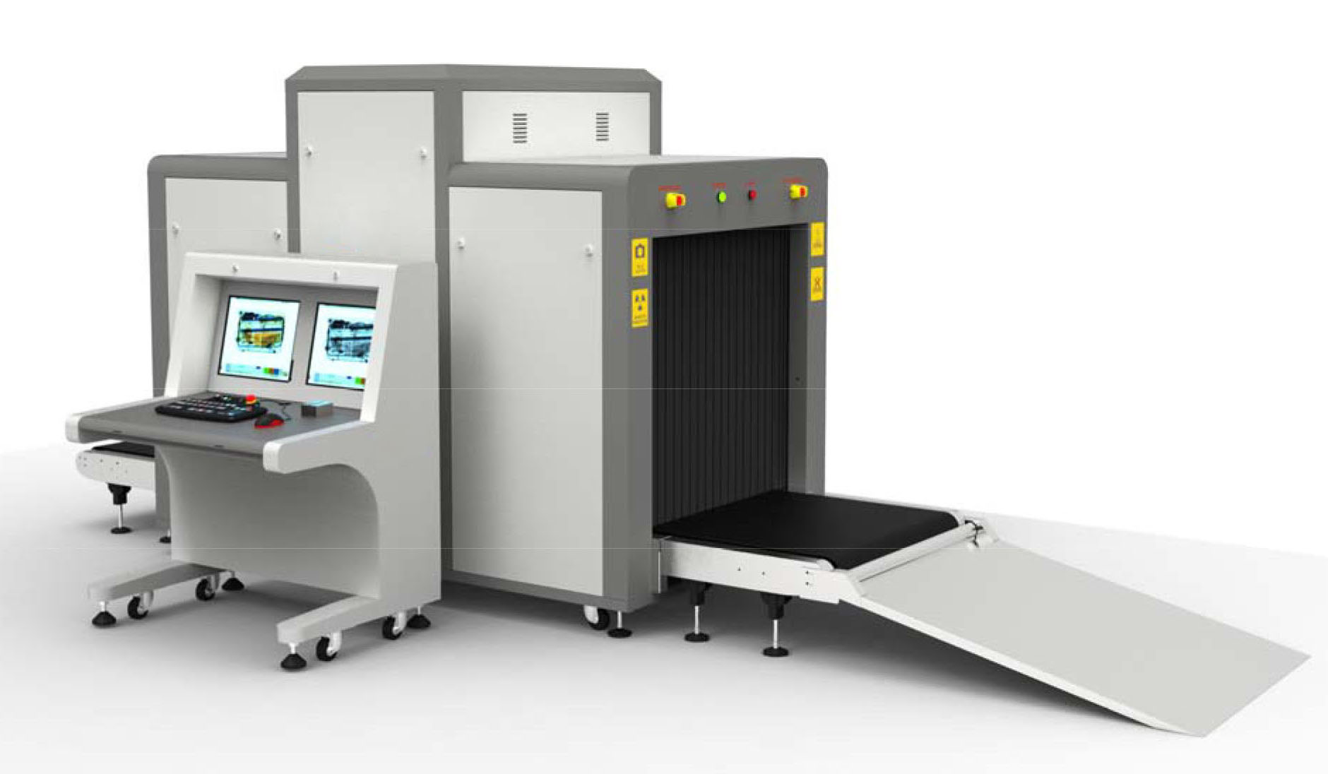 X-Ray Security Screening System Market Report - Industry Size, Share, Trends, Growth And Forecast Till 2025