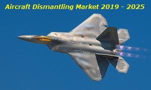 Global Aircraft Dismantling Market Outlook Report 2014-2025