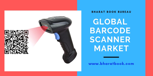 Global Barcode Scanner Market : Scenario, Size, Outlook