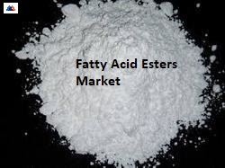 Fatty Acid Esters Market Chain Value Analysis, Opportunities and Emerging Trends Forecast 2022