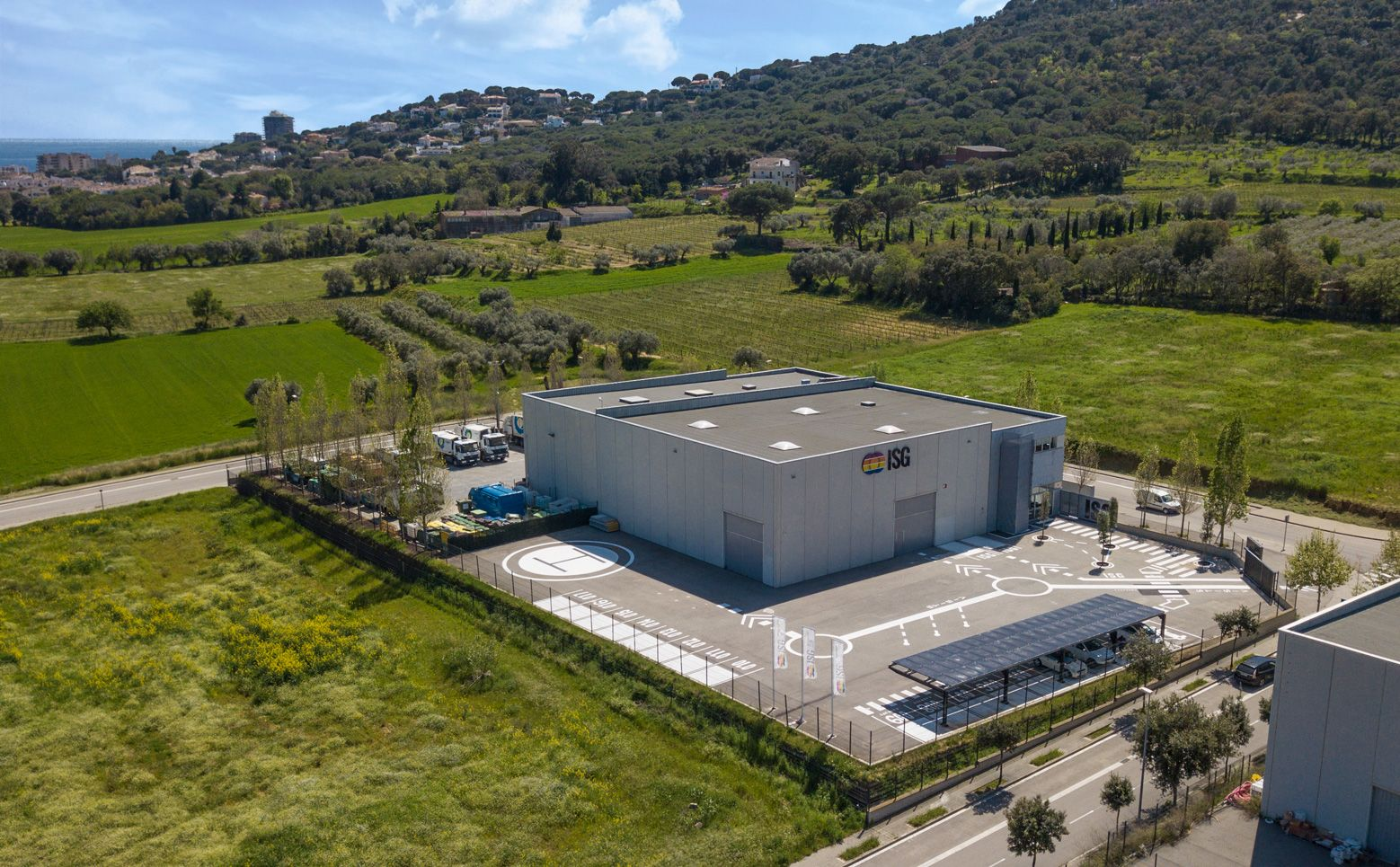 GRUPO ISG inicia la promoción de 2 plantas fotovoltaicas en Cáceres