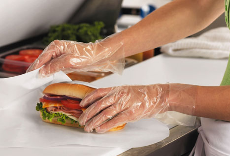 Foodservice Gloves market by product type, application, key manufacturers and key regions and countries.