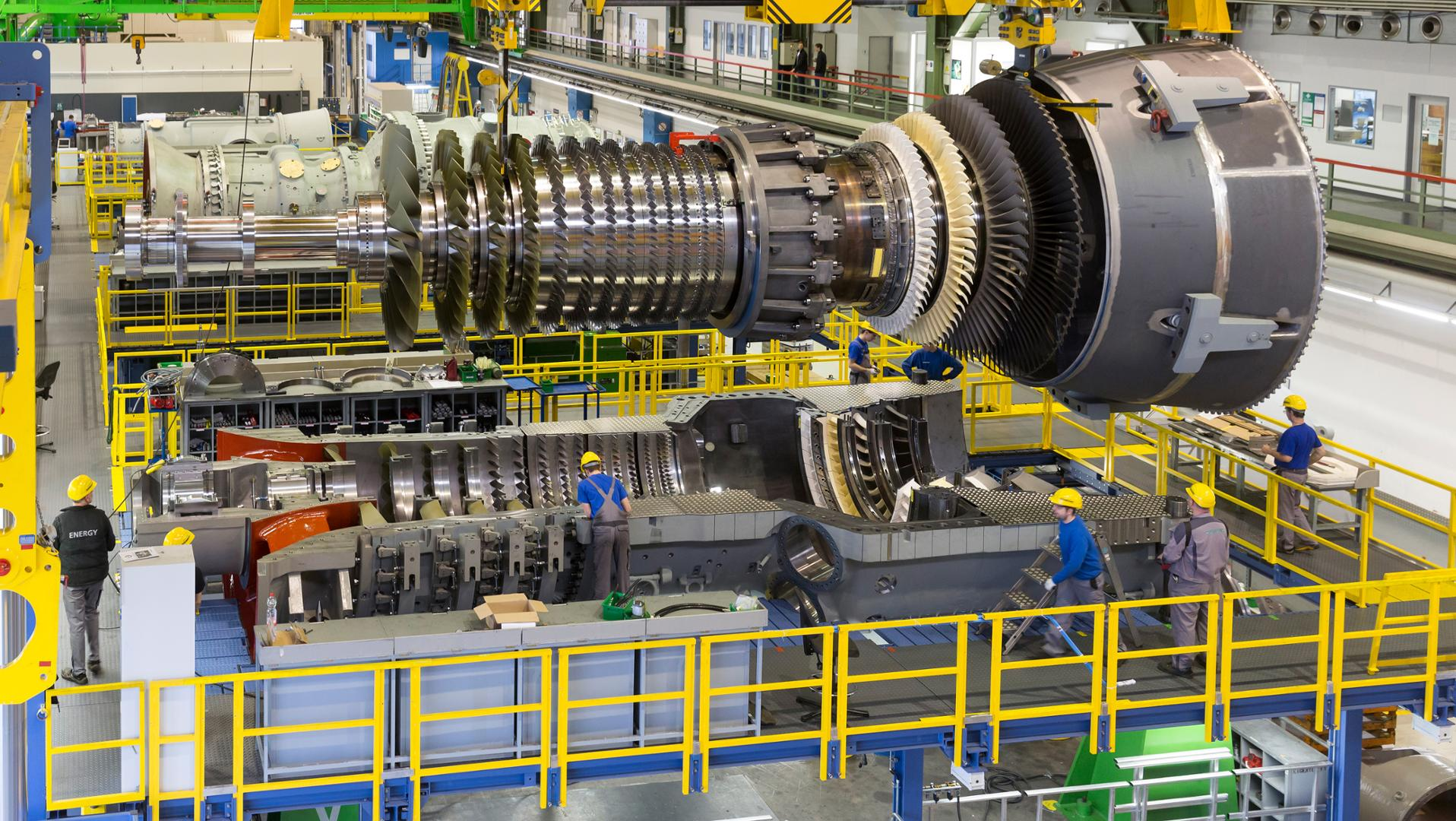 Global Gas Turbines Market growth rate of more than 3.45% over the forecast period