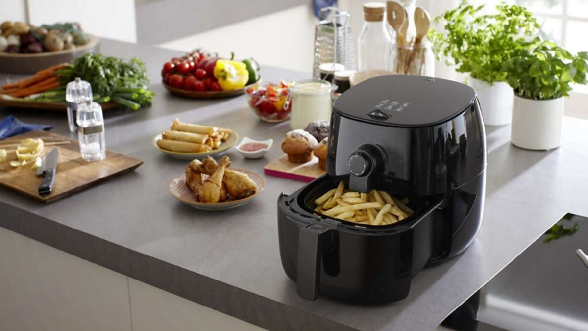 This Report on The Global Air Fryer Market Provides Analysis for The Period 2019–2024