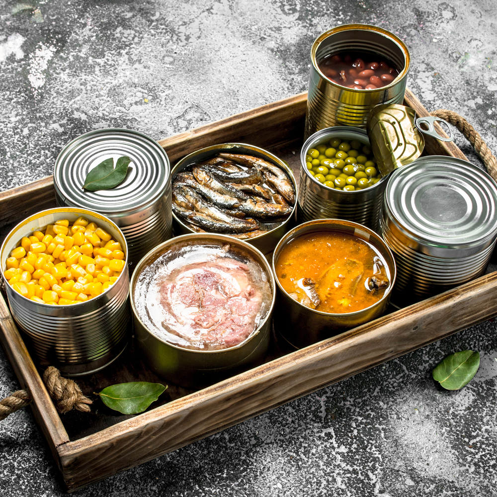 Canned Food Market | Ambient Food Market | Market Analysis Report, 2019-2024