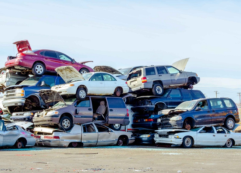 Car Recycling Recent Trends, Statistics, Opportunities, and Challenges 2019-2024