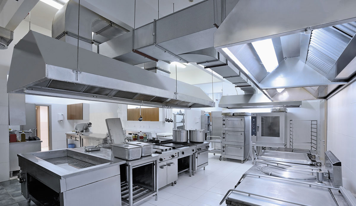 Kitchen Ventilation System Market Worth 2250 Million USD by 2024 with 3.5% CAGR Globally