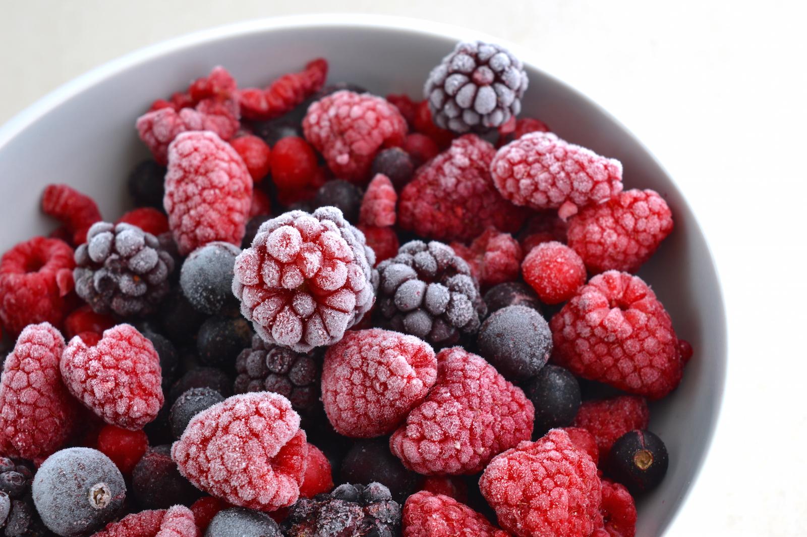 Frozen Fruit Market Report, 2018-2025