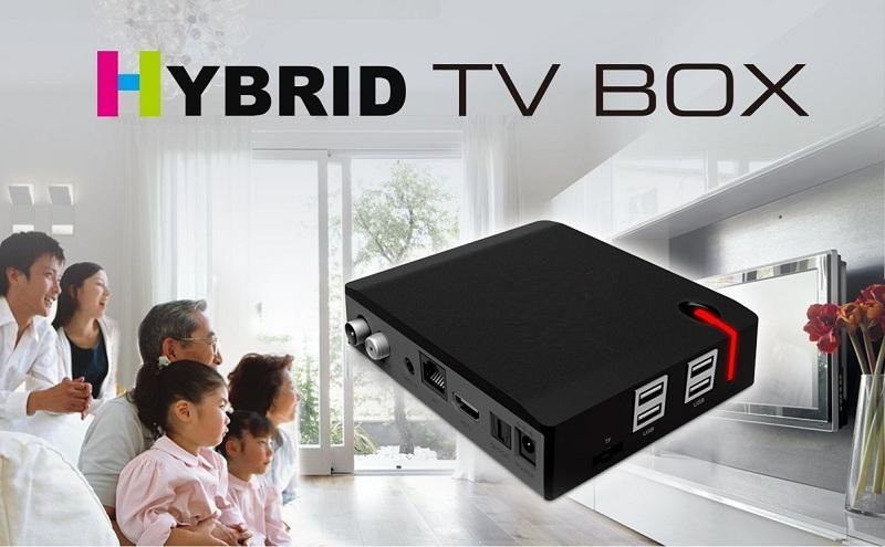 This Report Studies the Global Hybrid TV Market Status and Forecast, Categorizes the Global Hybrid TV Market