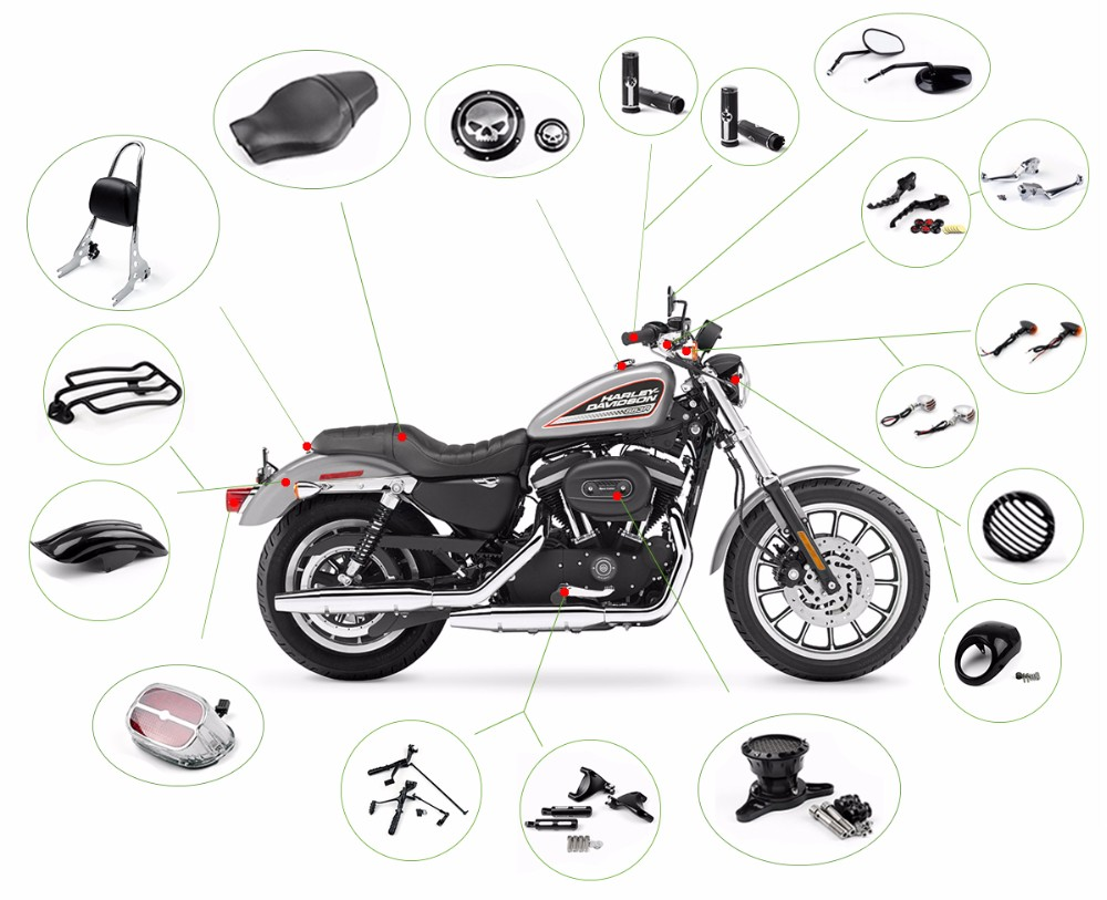 Global Demand for Motorcycle Accessory Market to Reach $11.5 Billion in 2024
