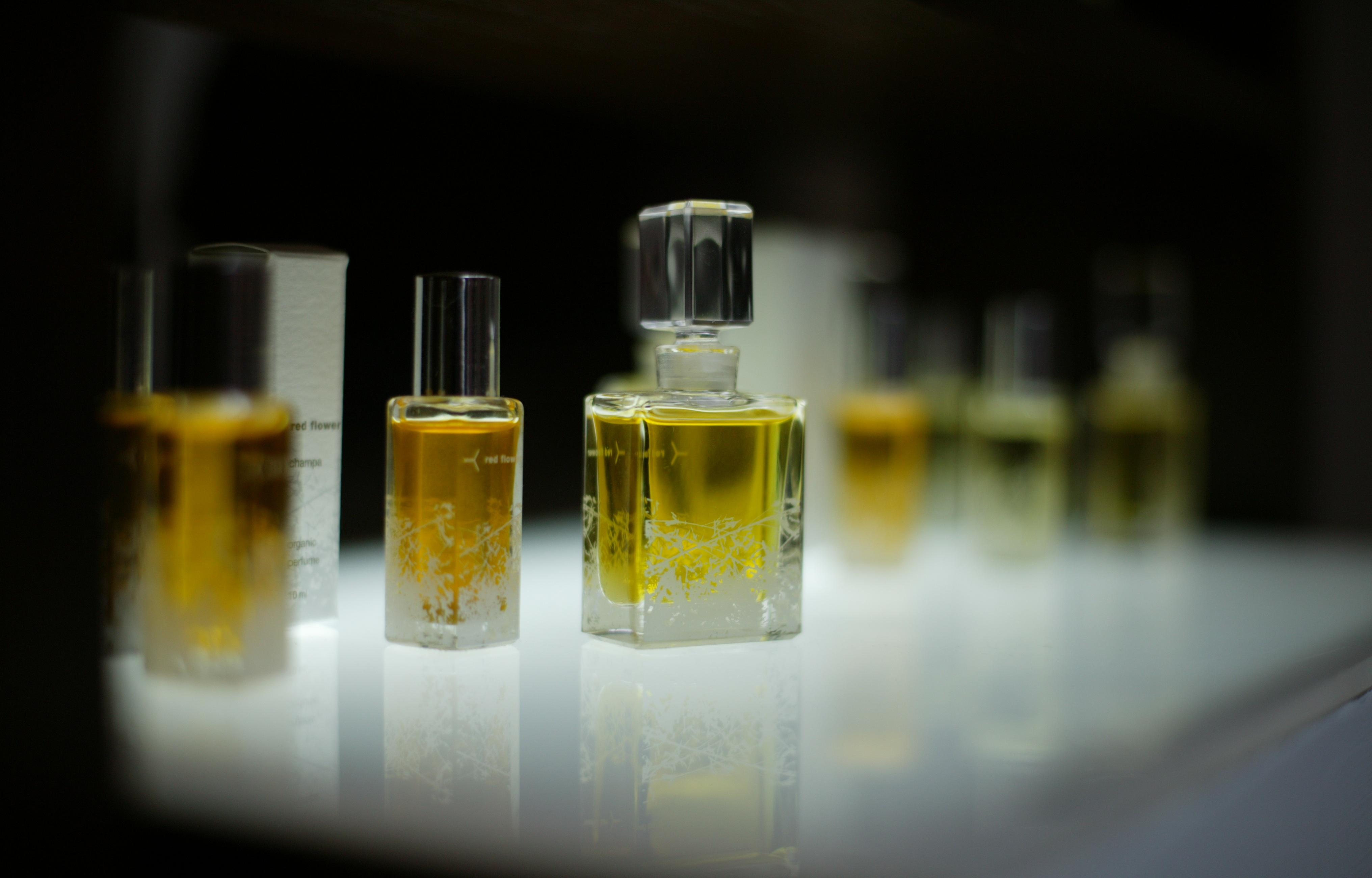 Perfume Oil Market - Global Industry Analysis, Size, Share, Growth