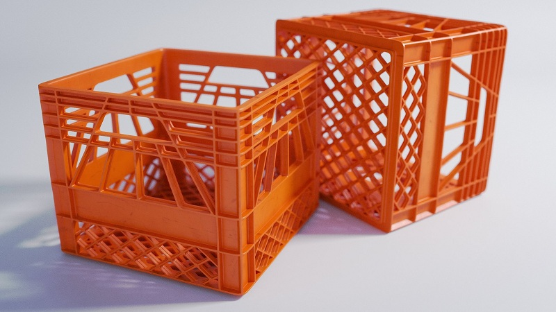 Plastic Crates Market Report 2019 by Manufacturers, Regions, Type and Application, Forecast till 2024
