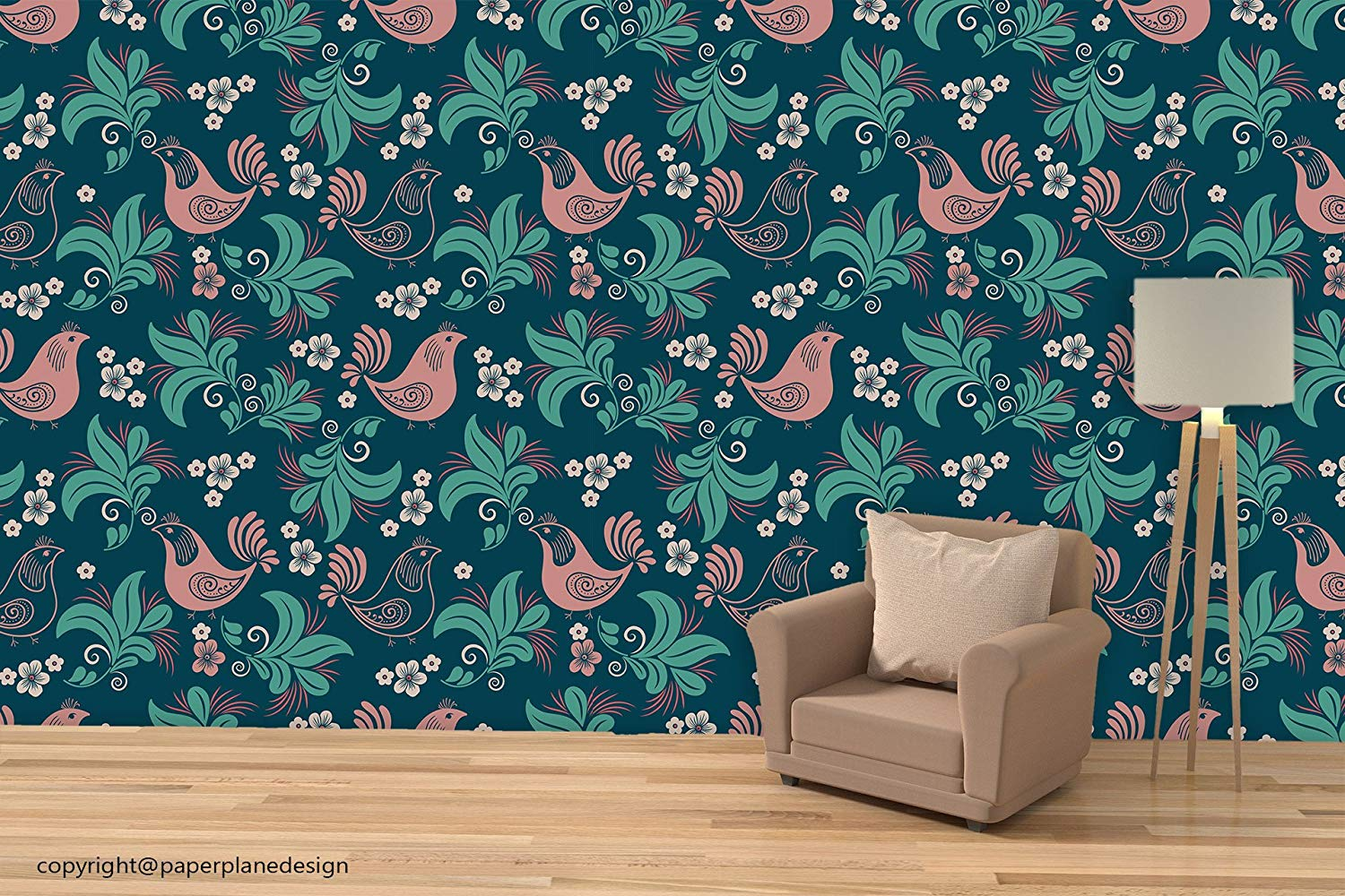 Forecast: Wallpaper Manufacturing Revenue Globally 2019-2024   Statistic
