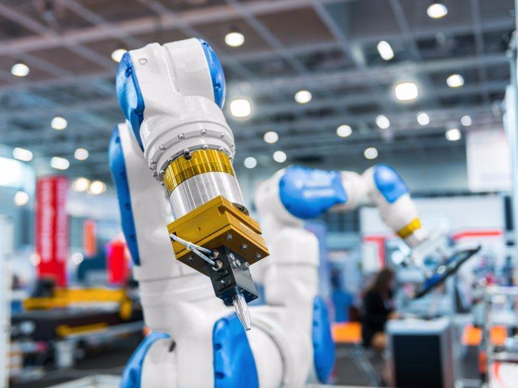 Artificial Intelligence in Manufacturing Market By Product Computer Vision, Natural Language Processing, Deep Learning, Context Awareness Applications Energy and Power, Automobile, Food and Beverages, Semiconductor and Electronics, Pharmaceuticals - Globa