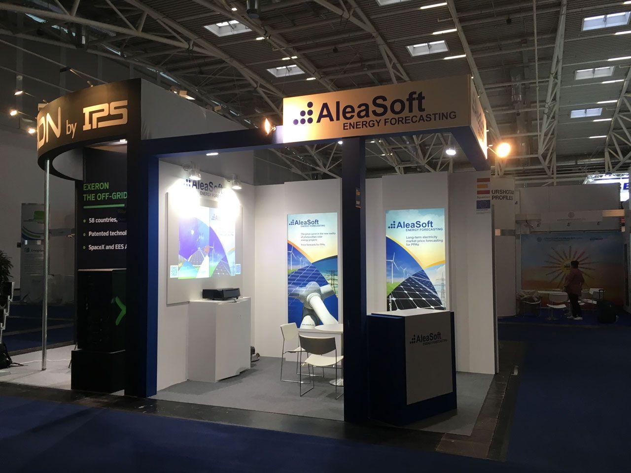 AleaSoft: Intersolar Europe 2019, la mayor feria especializada de la industria solar