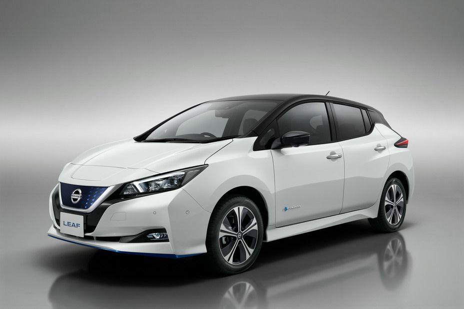 Nissan, marca líder en la movilidad eléctrica, presente en Ecomov de Valencia