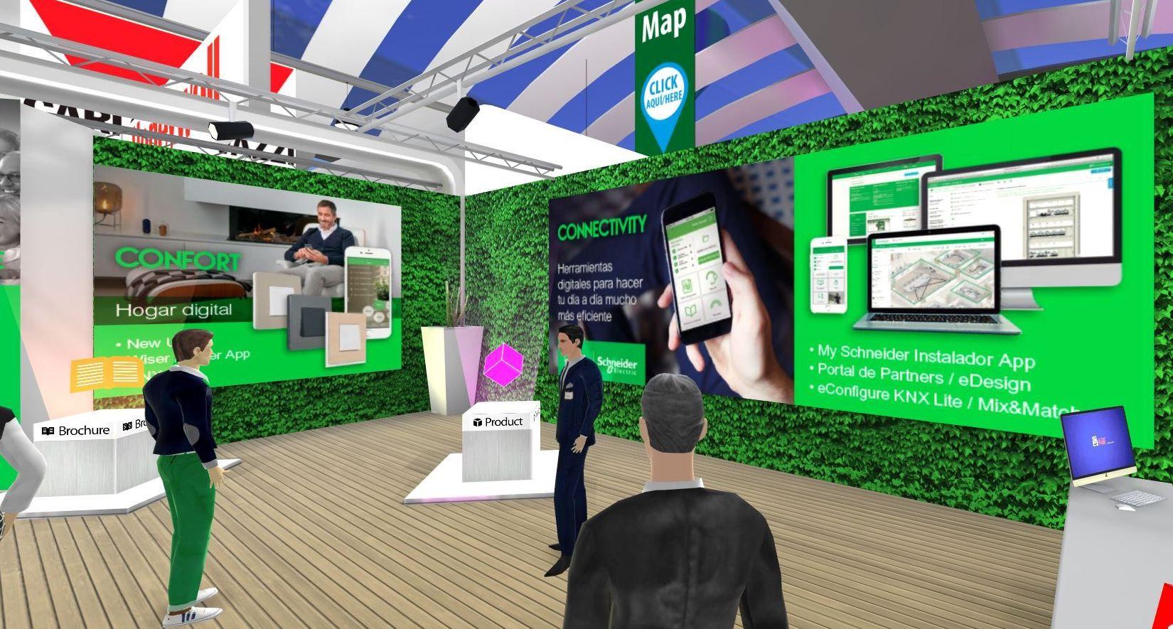 Schneider Electric participa en Effie Virtual Congress, la primera feria virtual de eficiencia energética