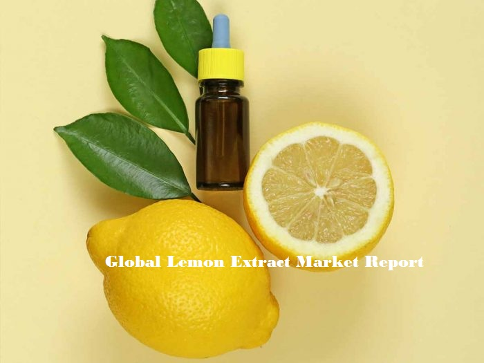 Lemon Extract Market 2019 - Industry Analysis, Size, Demand, Business Growth and Outlook by 2024