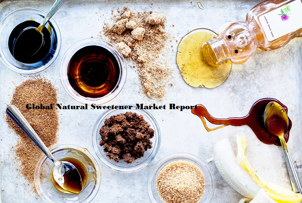 Natural Sweeteners Market to Soar at steady CAGR up to 2024