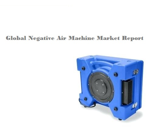 Negative Air Machine Market Size | Industry Analysis Report | 2019-2024