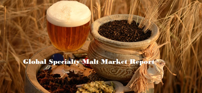 Specialty Malt Market to Register healthy CAGR of 8.5% During 2019-2024 Globally