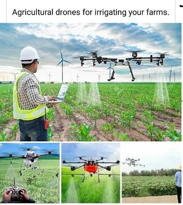 Agriculture Drone Market: to Drive Huge Growth by 2025 | DJI Innovation, Autel Robotics, senseFly, Parrot, YUNEEC International, PrecisionHawk, 3D Robotics, Aibotix, Dragonfly Innovations, AeroVironment