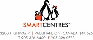 SmartCentres Declares Distribution for May 2019