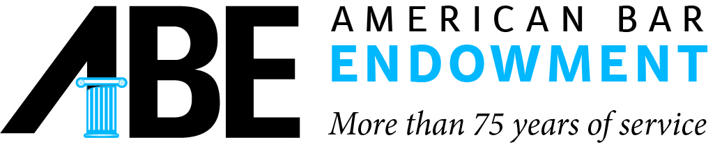 Critical law-related projects supported with over $6.8 Million in grant awards by the American Bar Endowment.