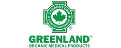 """GREENLAND ORGANIC MEDICAL PRODUCTS INC. (www.greenlandheals.com) is a Federally Registered Organic Pharmaceutical Producer targeting what Health Canada calls a """"rising medical crisis"""""""