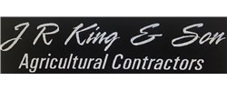J R King & Son Agricultural contracting company currently specialising in small scale biomass procurement and waste disposal from anaerobic digestion plants