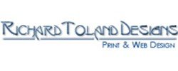 Richard Toland Designs is a start-up opportunity. RTD is a full service graphic design, web design, and print design company