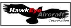 """HawkEye Aircraft Corporation produces the """"affordable"""" and efficient HawkEye LOA-6 """"Light"""