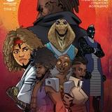 Marassa #2: Treasure Hunting Space Adventure Comic Book