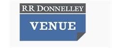 RR Donnelley's Venue - virtual data room
