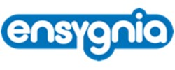 Ensygnia provides a mobile app that allows users to make secure transactions on their mobile phones by scanning a validation code.