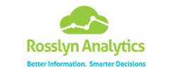 """""""Rosslyn Analytics""""Driven by its mission to bring dynamic data analysis and real-time decision making to business organisations and government entities around the world,"""