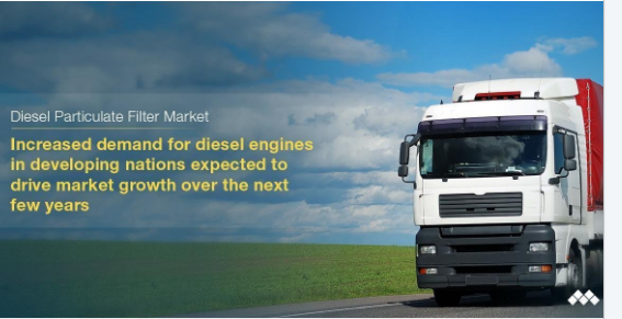 Diesel Particulate Filter Market Size, Share, Forecast | 2025