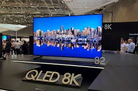 8K TV Market 2019 Industry Analysis, Top Key Players, Trends, Segmentation and Forecast by 2027 | SAMSUNG, LG Electronics, SHARP, Sony Corporation