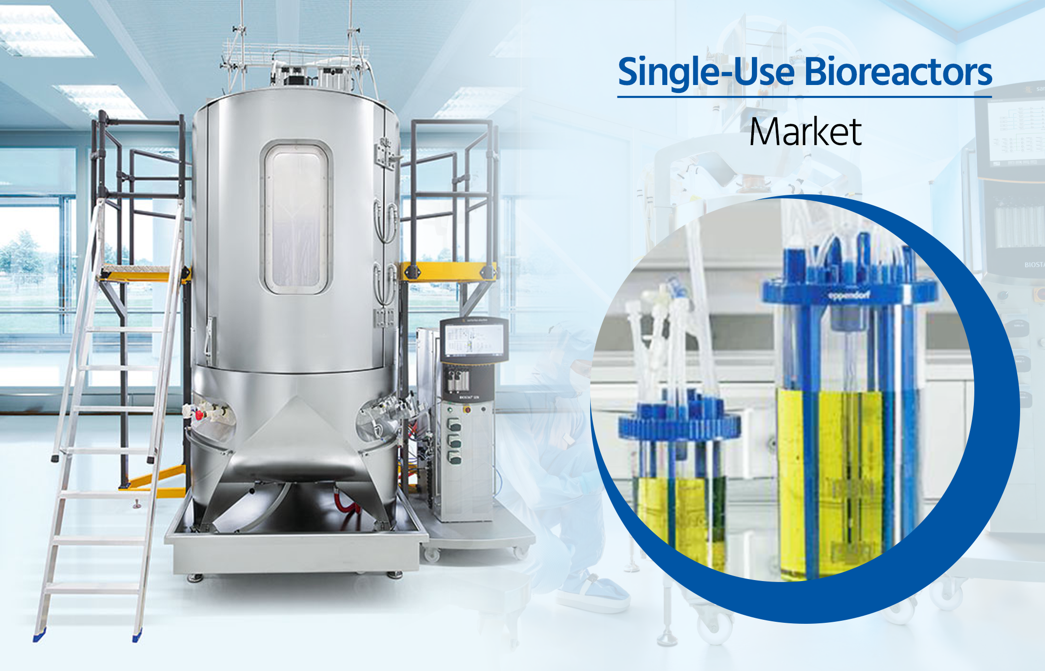 Single-use Bioreactors Market Growth by Top players 2019-2030 | Pierre Guérin, Cellexus Ltd, Sartorius AG, Merck KGaA, Celltainer