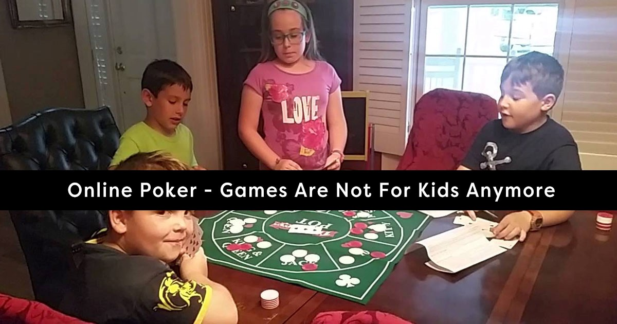 Игра онлайн покер для детей играть карты простой дурак бесплатно