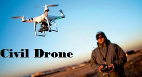 Civil Drone Market is expected to grow at a Robust CAGR of 14.3% between 2019-2027