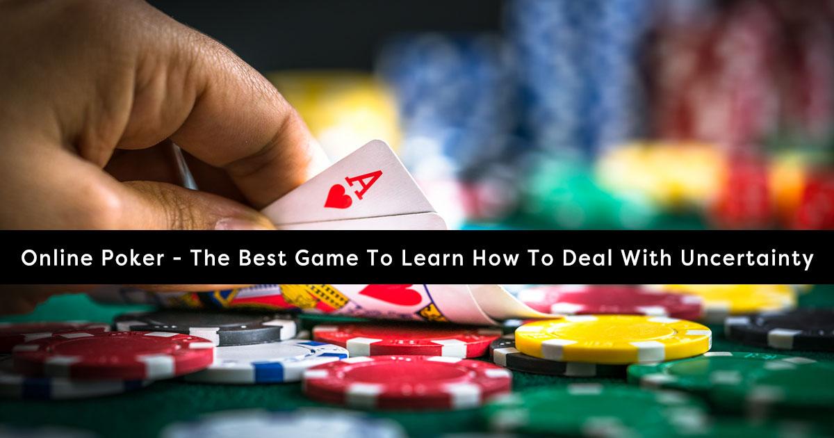 онлайн информация покер
