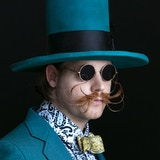The World of Beards- Book The World Of Beards- a photo guide outlining the categories, styles and faces of the World Beard and Moustache Championships