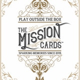 The Mission Cards The Mission Cards is a simple card game offering missions to be completed during your event, party, weekend adventure