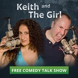 Keith and The Girl - 15 YEARS - The MOVEment KATG is moving to a new studio for over 200 more KATG episodes, a 24-hour 50-comic comedy marathon, live audience shows, and more!