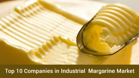 Industrial Margarine Market 2019 Trends, Demands Values Market research Data and Top Key Players Puratos, Richardson International Limited, Royale Lacroix SA, Vandemoortele, Wilmar International Limited and Others