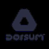 DORSUM EXOSPINE Flexible back support posture enhancer that fits in your lumbar region